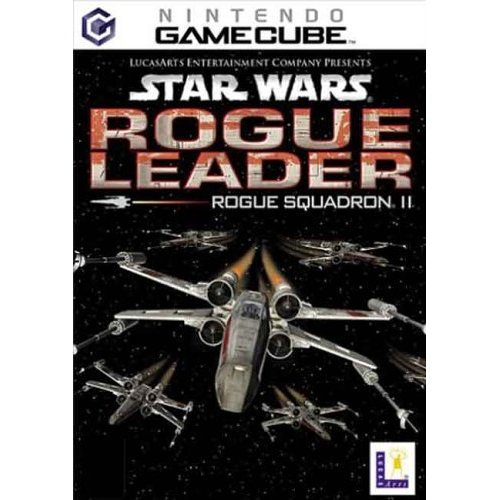 Star Wars: Rogue Leader - Rogue Squadron II (GameCube)