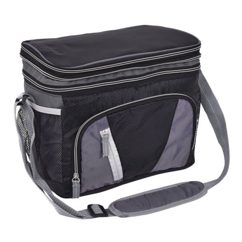 Large Double-layer Ice Pack Lunch Cooler