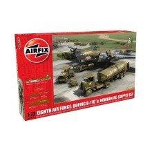 Air12010 - Airfix Series 12 - 1:72 - Eighth Air Force Resupply Set