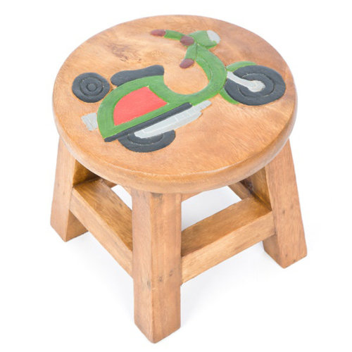 Childs Stool – Scooter