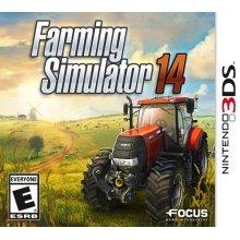 Farming Simulator 2014 (Nintendo 3DS)