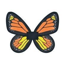 Children's Monarch Butterfly Wings -  butterfly monarch fancy dress childs wings size accessory kids party prop BUTTERFLY FANCY DRESS WINGS COSTUME