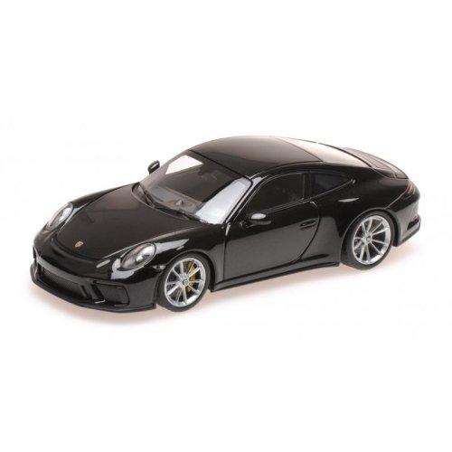 Minichamps 1:43 2018 Porsche 911 GT3 Touring - Black