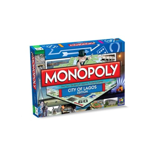 Monopoly - City of Lagos