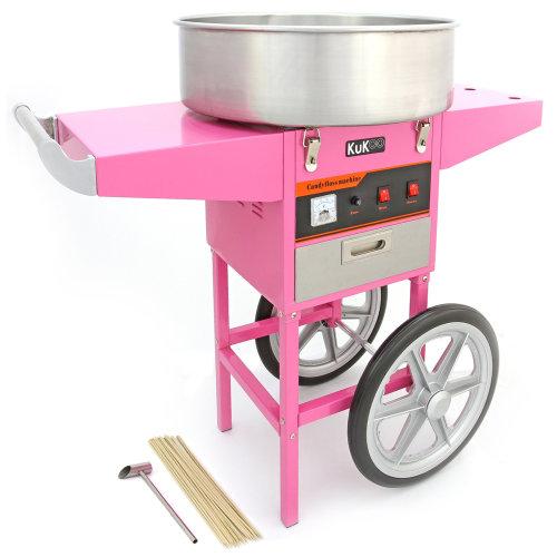 KuKoo Candy Floss Machine & Cart