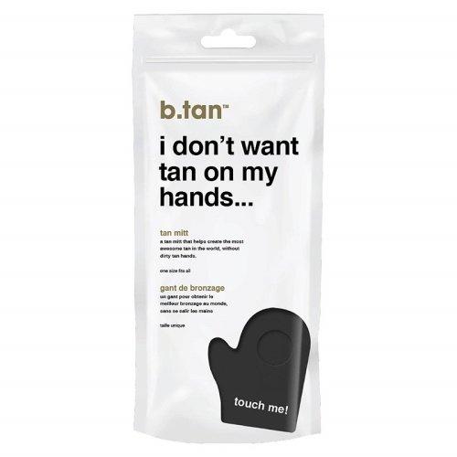 B.Tan I Don't Want Tan on My Hands... Tan Mitt