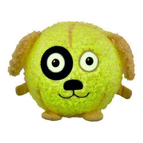 Vivid Imaginations Oodlebrites Light-Up Dog Plush Toy (Multi-Colour)