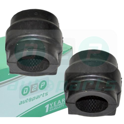 2x FRONT ANTI ROLL BAR BUSH BUSHES 23mm FOR MINI R55, R56, R57, R58 31356772844