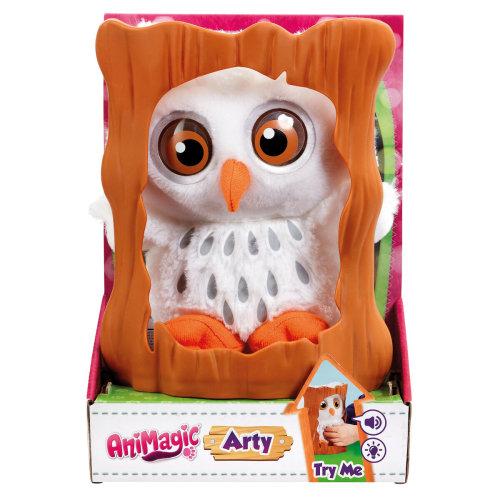 Animagic Goes Wild - Owl