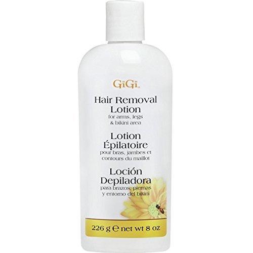 Gigi Hair Removal Lotion, 8 Ounce