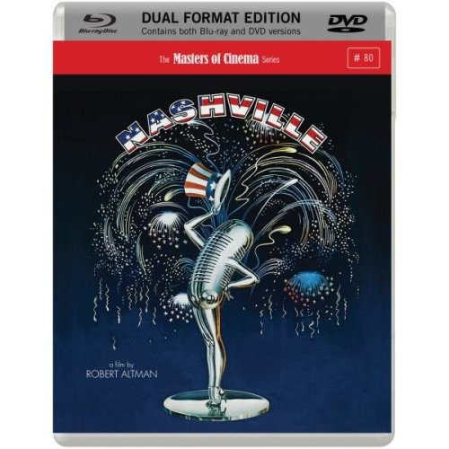 Nashville - Dual Format Edition (masters of Cinema)