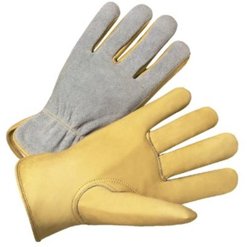 West Chester 813-993K-L Driver in. S Cowhide Gloves