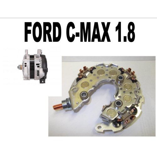 FORD C-MAX 1.8 TDCI 2007-10 MPV NEW ALTERNATOR RECTIFIER