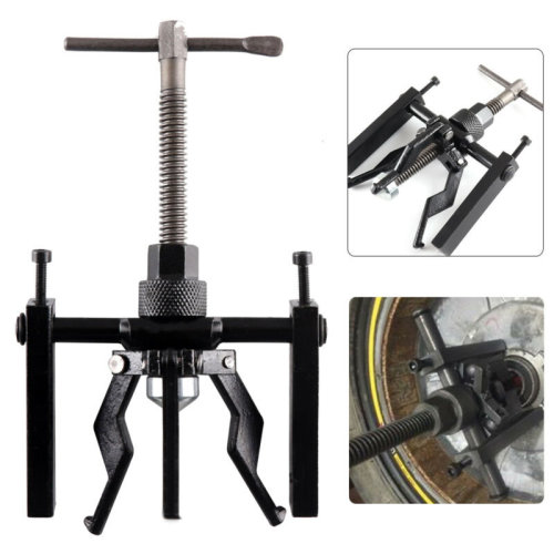 Strong 3-Jaw Inner Bearing Puller Tools Equipment Hole Bearing Pull Maintenance