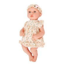 Lifelike Realistic Baby Doll/ Soft Body Play Doll/ High Quality Doll   E