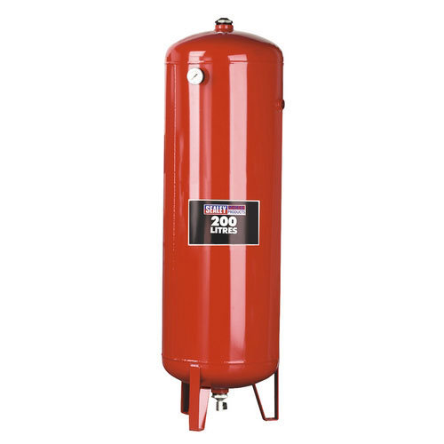 Sealey SA200T 200ltr Compressor Tank Vertical