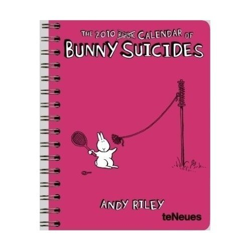 2010 Bunny Suicides Deluxe Diary