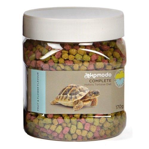 Komodo Tortoise Diet Fruit & Flower 170g