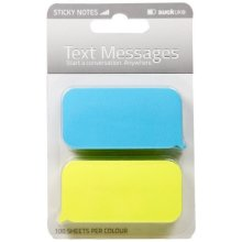 Text Message Sticky Note Pad - Text Message Sticky Notes Memo Fun Stationary Home Office School Gift Suck Uk