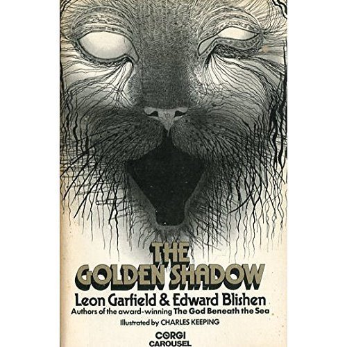 The golden shadow (Carousel books)