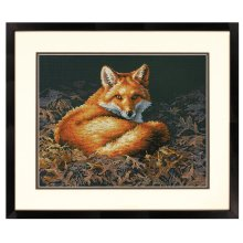 * Dimensions Counted X Stitch - Sunlit Fox