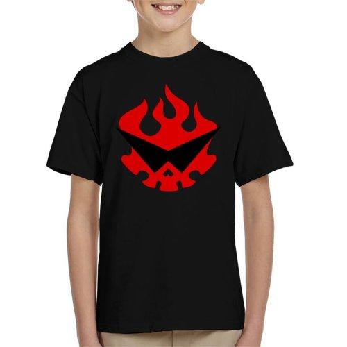 Gurren Lagann Logo Chibi Kid's T-Shirt