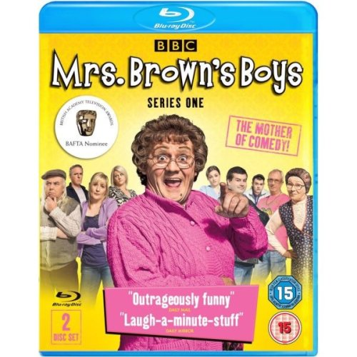 Mrs Browns Boys - Series 1