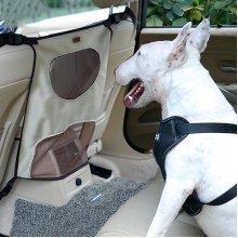 Car Seats Pet Barrier  Backseat  Safe Driving