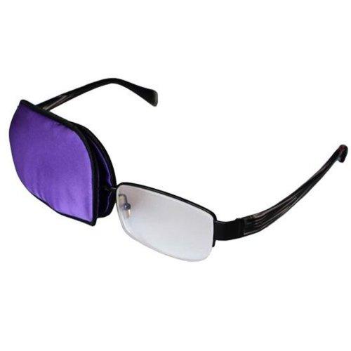 Purple Kids Eye Patch for Glasses Treat Lazy Eye