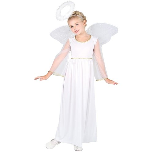 Kids Nativity Angel Costume | Christmas