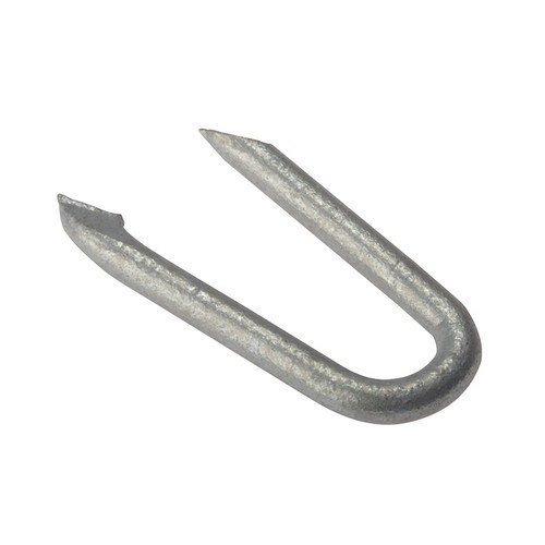 Forge 500NLNS40GB Netting Staple Galvanised 40mm Bag Weight 500g