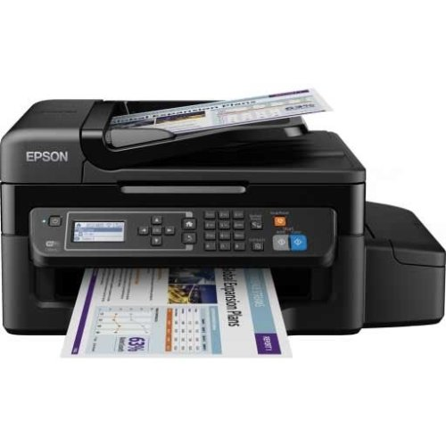 Epson EcoTank ET-4500 All-in-One Wireless Inkjet Printer