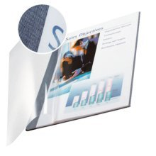 Leitz Soft covers Blue binding cover