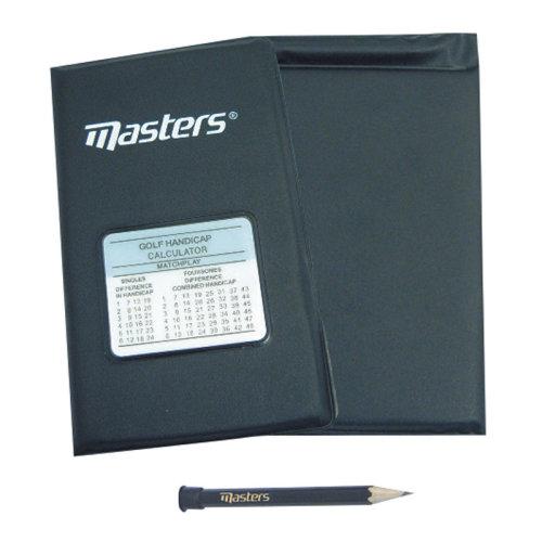 Masters Golf Deluxe Scorecard Holder