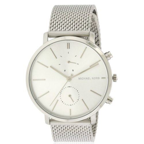 884870343596 Michael Kors Jaryn Stainless-Steel Chronograph Mens Watch MK8541 on OnBuy