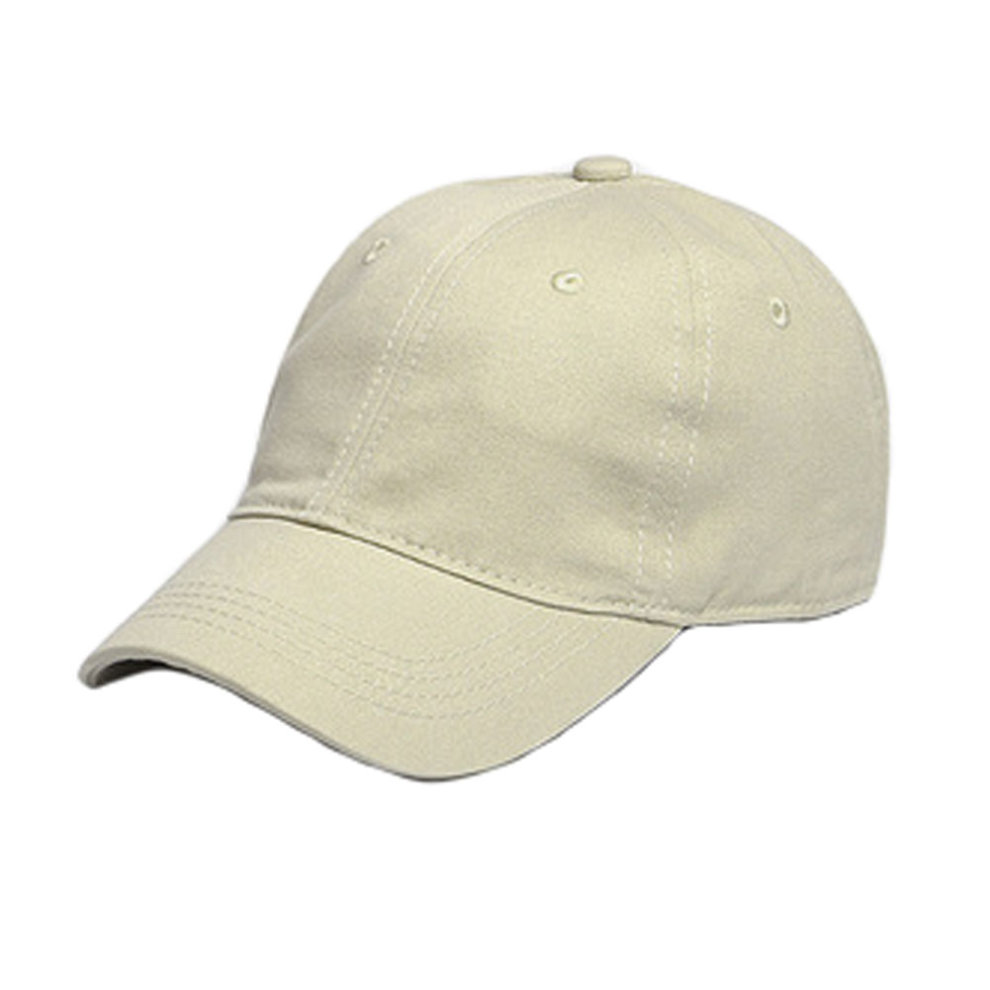 5272de988e Khaki Beige Baseball Cap Flexfit Hats Outdoor Cap for Sports Unisex on OnBuy