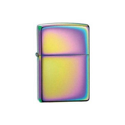 Classic Spectrum Colour Zippo Lighter