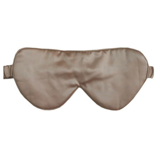 Comfortable Silk Eye Mask Sleeping Sleep Mask Eye-shade Eye Cover, A