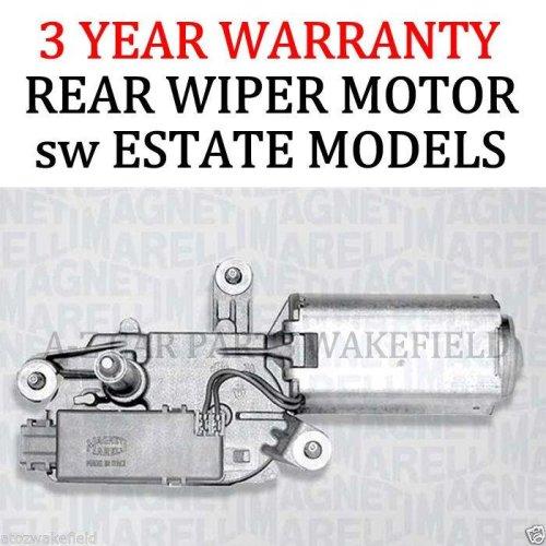 Alfa romeo 156 sportwagon sw estate rear wiper motor 3 year warranty 50506921