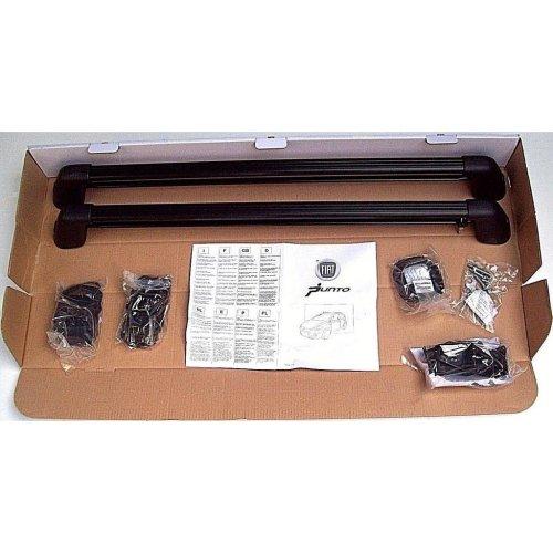 Fiat Punto 5 Door Genuine New Lockable Roof Bars Kit 71805712