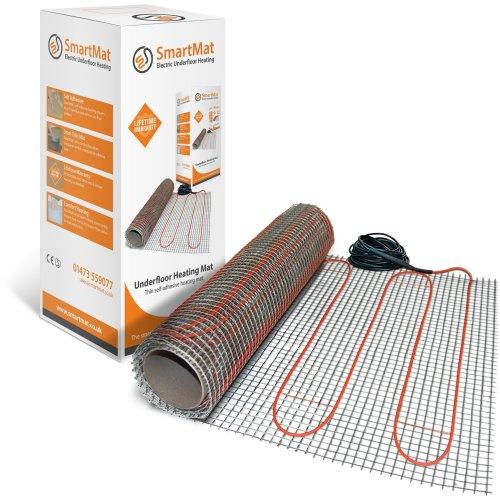 SmartMat 100w/m2 2.5m2 250w Underfloor Heating Mat