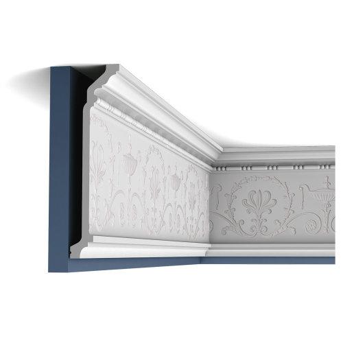 Orac Decor C308 LUXXUS Cornice Moulding Panel moulding Stucco Decoration | 2 m
