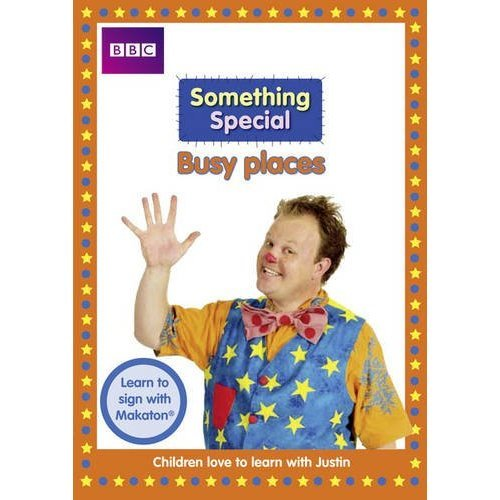 Something Special Out and About: Busy Places DVD