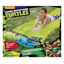 Teenage Mutant Ninja Turtles Cowabunga Single Slide Ride On