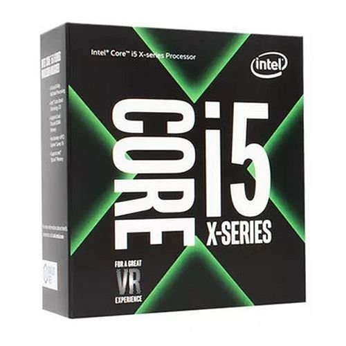Intel Core I5-7640X CPU, 2066, 4.0GHz (4.2 Turbo), Quad Core, 112W, 6MB Cache, Overclockable, No Graphics, Sky Lake, NO HEATSINK/FAN