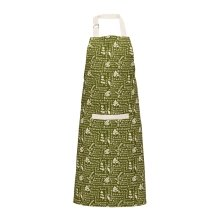 100% Cotton Kendal Apron- Green