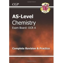 AS-Level Chemistry OCR A Revision Guide