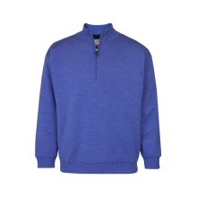 ProQuip Half Zip Merino Water Repellent Jumper Blue XX-Large