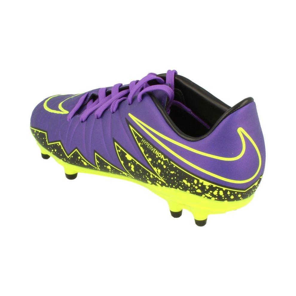 16c7e0707ba2 ... Nike Hypervenom Phelon II FG Mens Football Boots 749896 Soccer Cleats -  1 ...