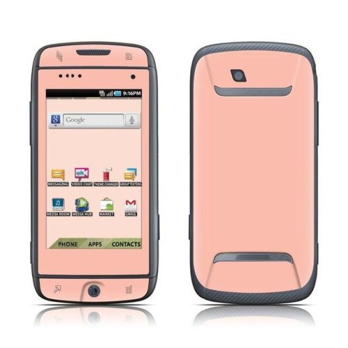 DecalGirl SSK4-SS-PCH Samsung Sidekick 4G Skin - Solid State Peach